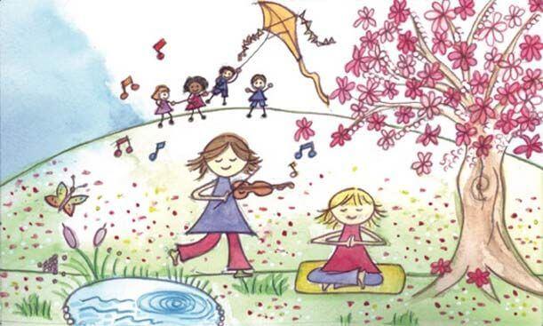 Yoga per Bimbi e Musica a MappaMundi