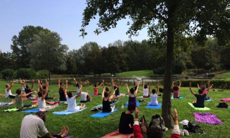 parco iris mappamundi yoga padova
