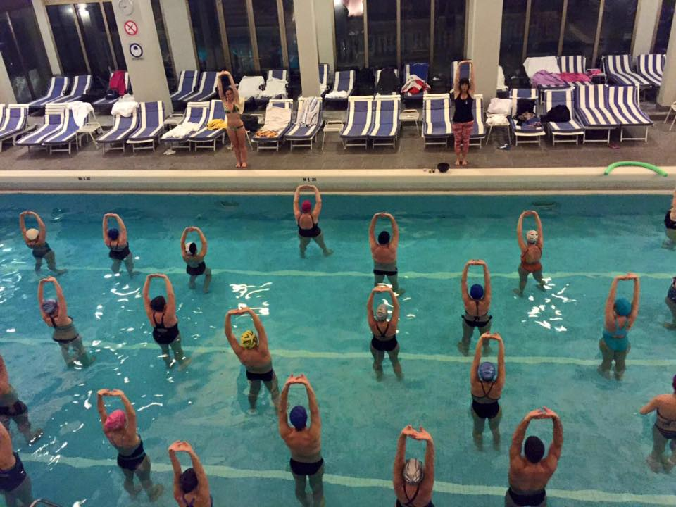 workshop mappamundi water yoga alle terme