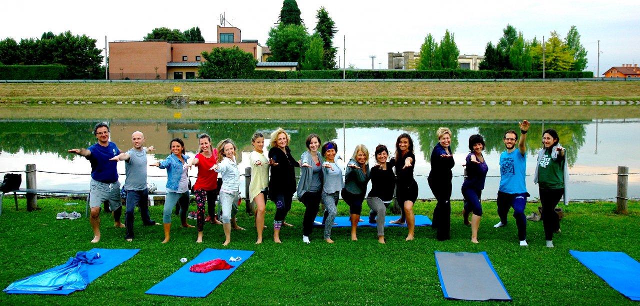 yoga bassanello padova