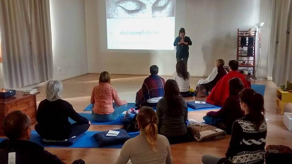origini dello yoga wokshop