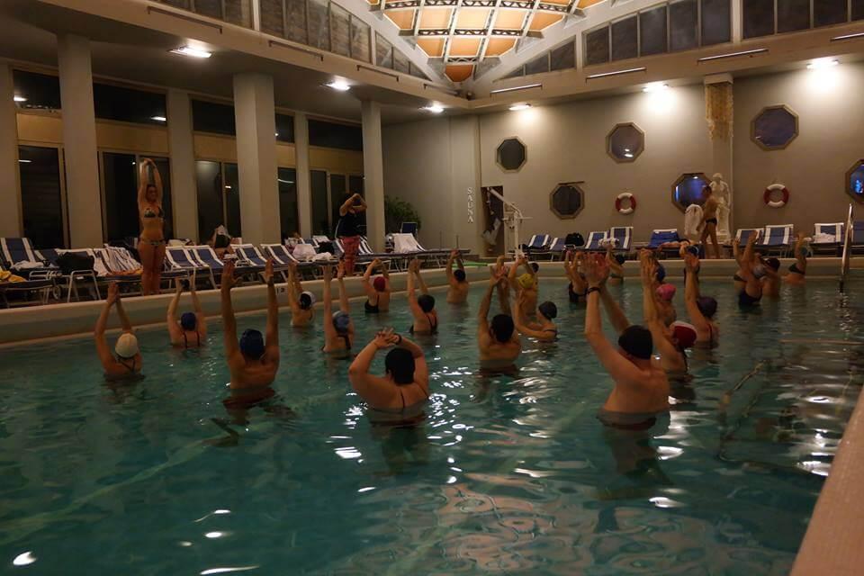 water yoga mappamundi workshop