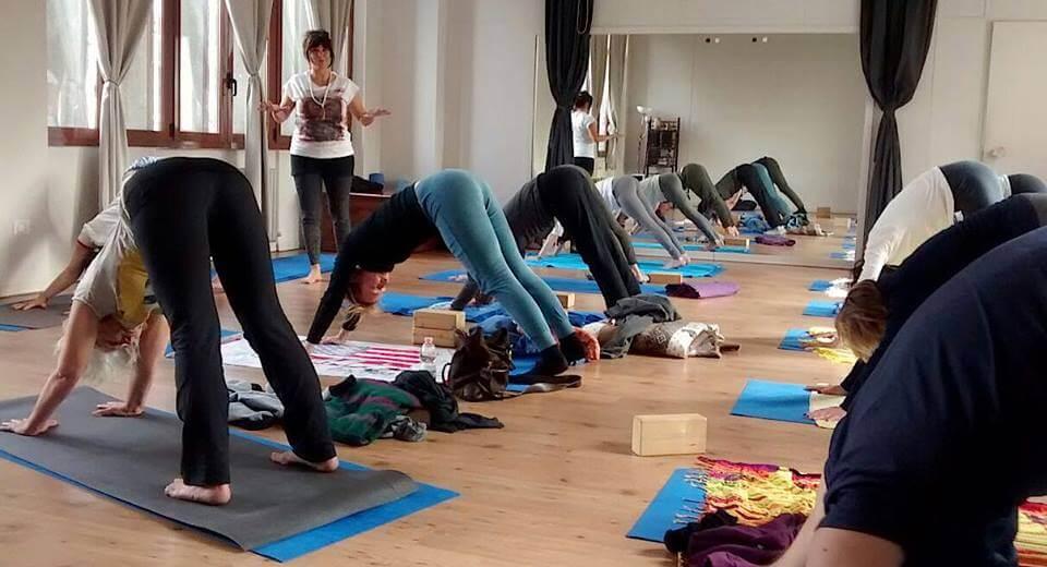 workshop yoga mappamundi