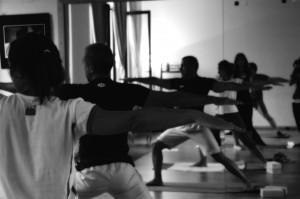 yoga per endurance mappamundi
