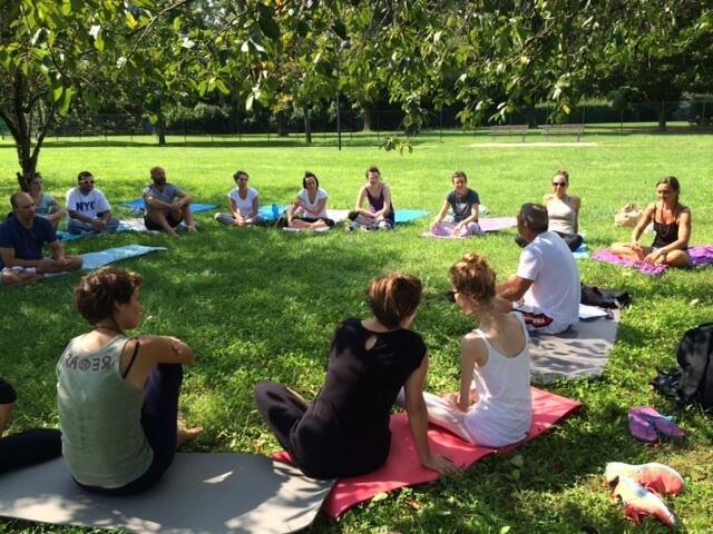 mappamundi yoga padova parco mindfulness