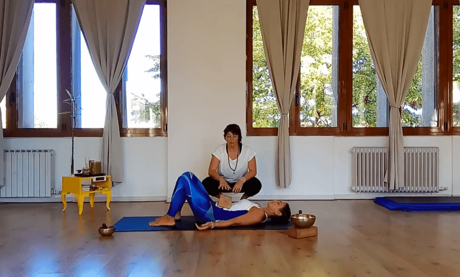 lezioni individuali yoga mappamundi padova