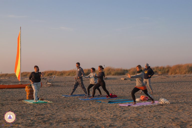 caroman MappaMundi Yoga Alba
