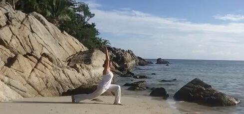MappaMundi Yoga al Mare in Thailandia