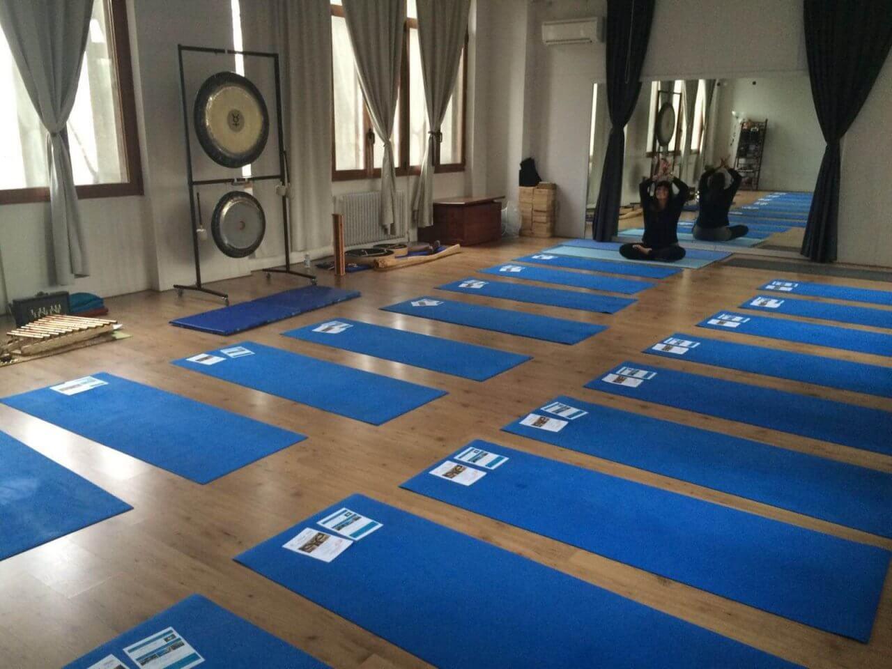 MappaMundi Yoga Open Day