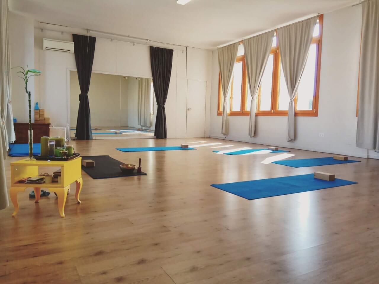 SALA Yoga MappaMundi Padova Open Day