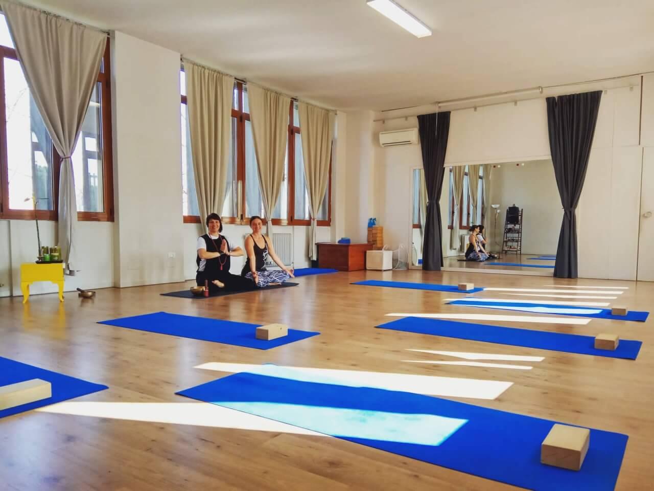 Sede MappaMundi Yoga Padova Open Day