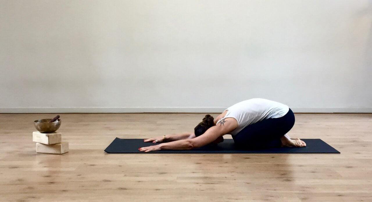 MappaMundi Tutorial Yoga Preparazione per Adho Mukha Svanasana
