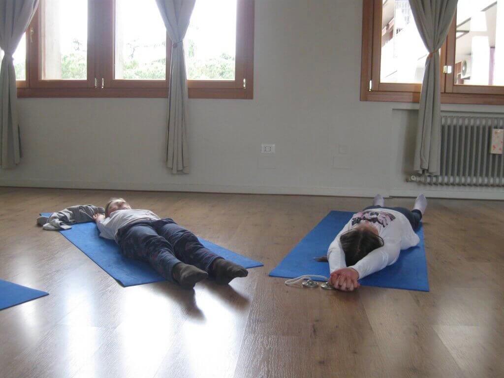 GYoga Bimbi MappaMundi Corsi Yoga Padova
