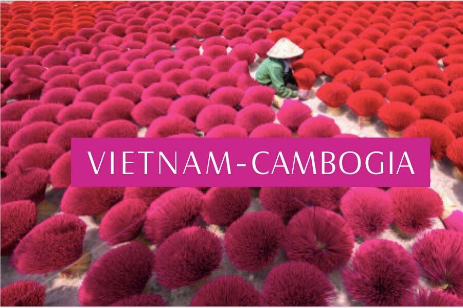viaggio in vietnam e cambogia con Holiram e Hirundo viaggi