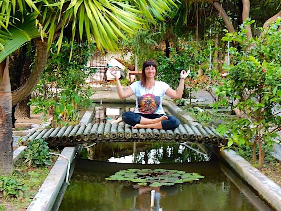 Cecilia Gandolfi Fondatrice MappaMundi Yoga