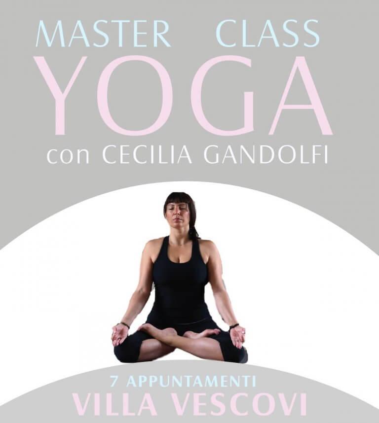 MASTER YOGA CLASS: YOGA+OSTEOPATIA a Villa Vescovi Rassegna MappaMundi Yoga in VIlla a cura di Cecilia Gandolfi
