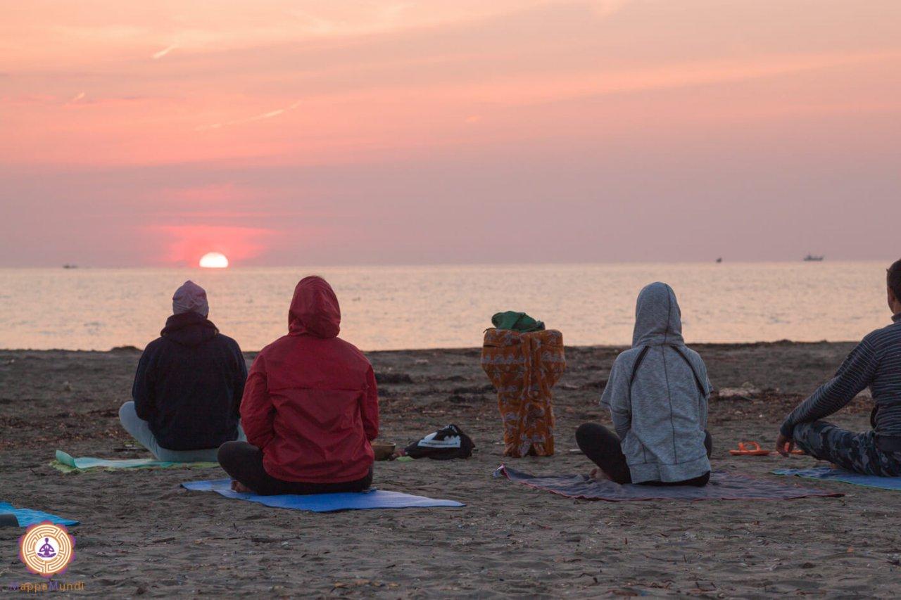 Weekend di MappaMundi Yoga Pranayama Mindfulness a Ca Roman