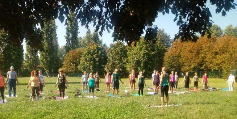A presto per festeggiare assieme il nuovo anno di MappaMundi Yoga In caso di maltempo le lezioni si svolgeranno in sede MappaMundi in via De Filippesi 9, Padova