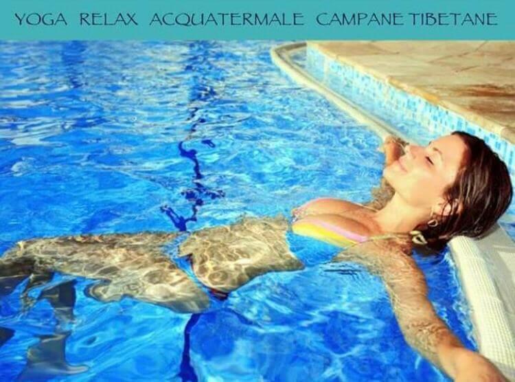 Water Yoga: Yoga in Acque Termali 16 Dicembre MappaMundi Yoga