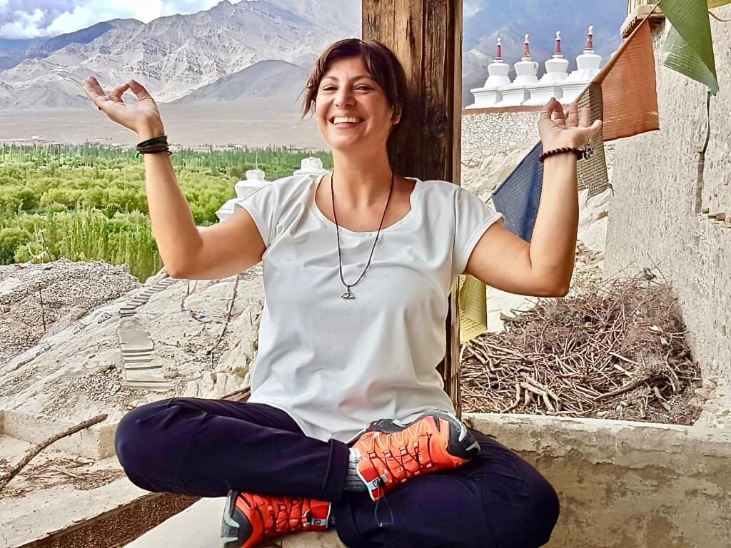 Cecilia Gandolfi MappaMundi Yoga
