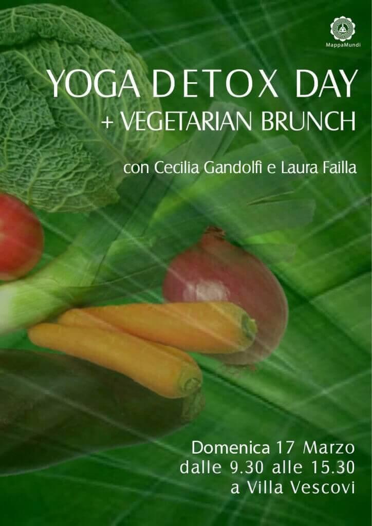 yoga detox day villa vescovi mappamundi