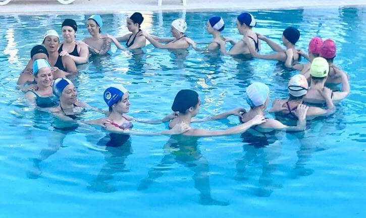 Water Yoga Terme MappaMund