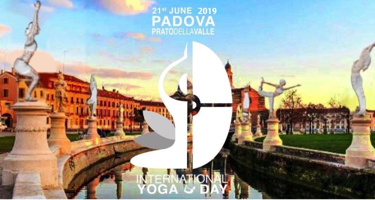 INTERNATIONAL YOGA DAY Giornata Mondiale dello Yoga Comitato Yoga Padova