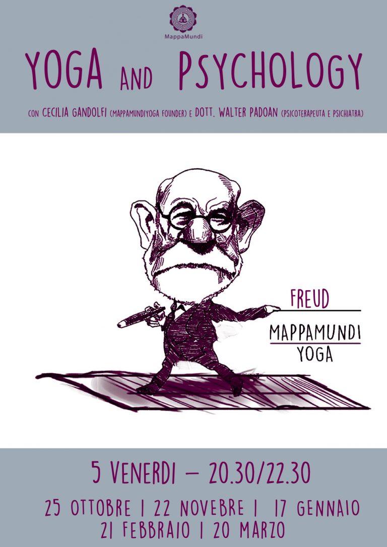 Yoga e Psicologia a spasso con Freud a MappaMundi