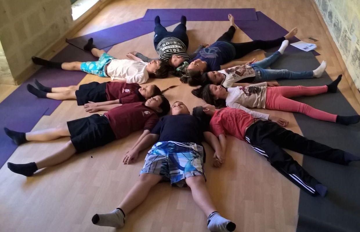 Yoga Open Day dai 3 ai 14 anni