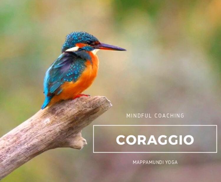 Mindfulness Coaching Coraggio a MappaMundi Yoga