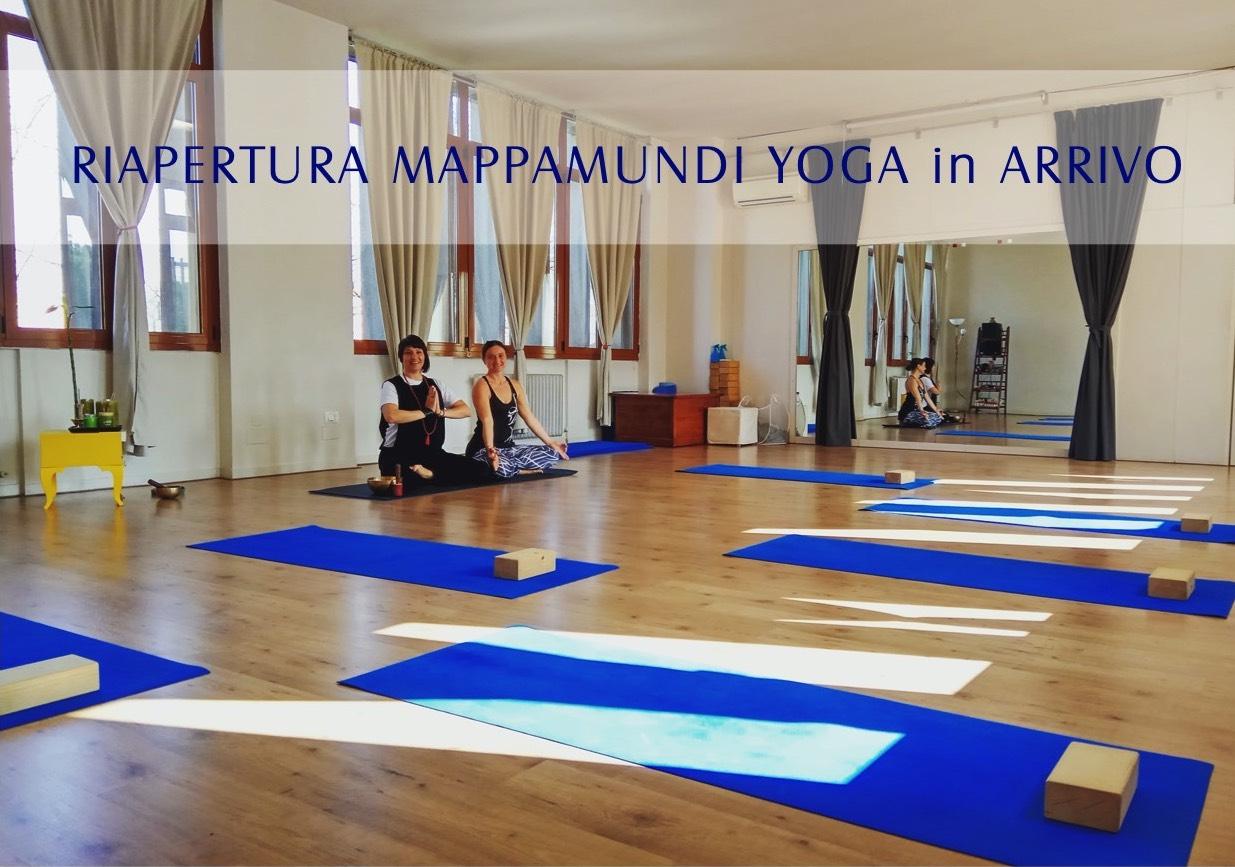 MappaMundi Yoga riapre