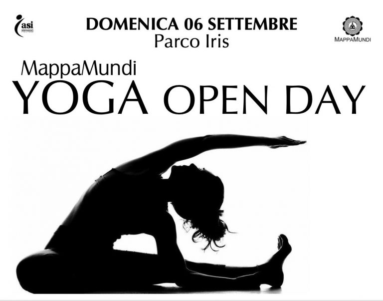 MappaMundi Yoga Open Day